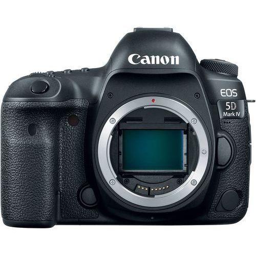 Canon EOS 5D Mark IV. Najniższe ceny, najlepsze promocje w sklepach, opinie.