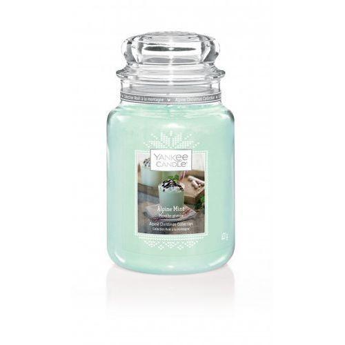 świeca alpine mint 623g marki Yankee candle