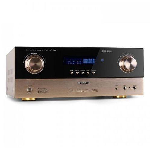AMP-7100 Amplituner 7.1 AV Auna AMP-7100 wzmacniacz 2000W (4260236110065)