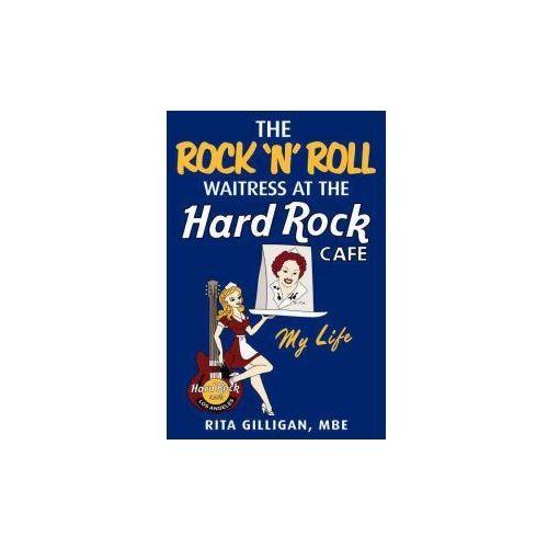 Rock 'n' Roll Waitress of the Hard Rock Cafe