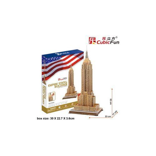 Cubic Fun, puzzle 3D Empire State Building, 6944588210489_826661_001
