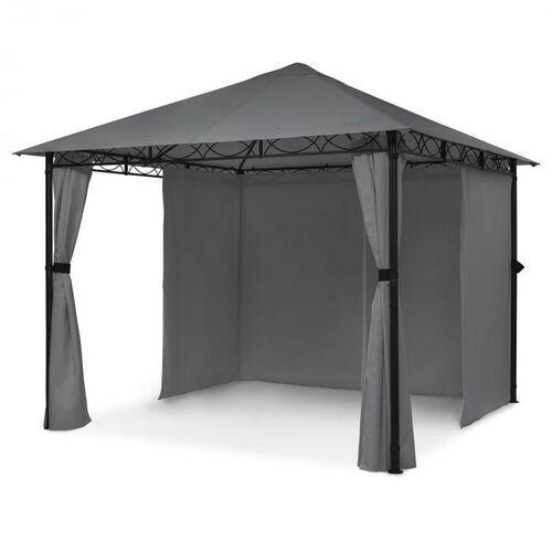 Blumfeldt Mondo, pawilon ogrodowy/namiot imprezowy, stal, poliester ciemnoszary (4060656226922)
