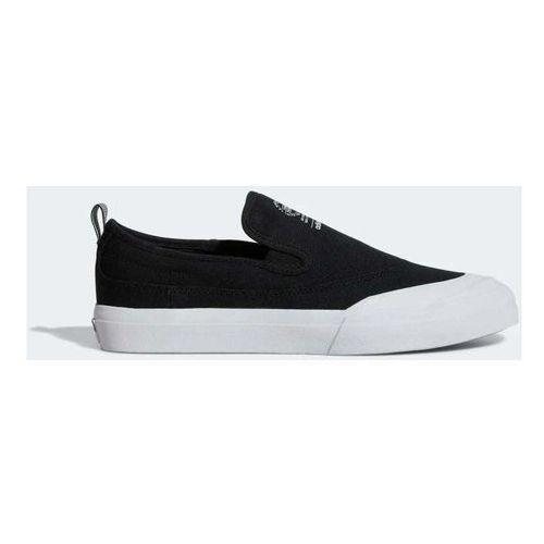 Buty - matchcourt slip cblack/cblack/ftwwht (cblack-cblack-ftwwht) rozmiar: 48, Adidas