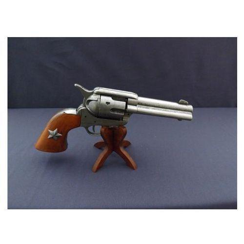 Denix sa Replika rewolwer.45 peacemaker na stojaku denix model 1038+800