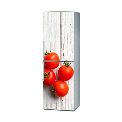 Mata magnetyczna na lodówkę - Pomidory na desce 4268
