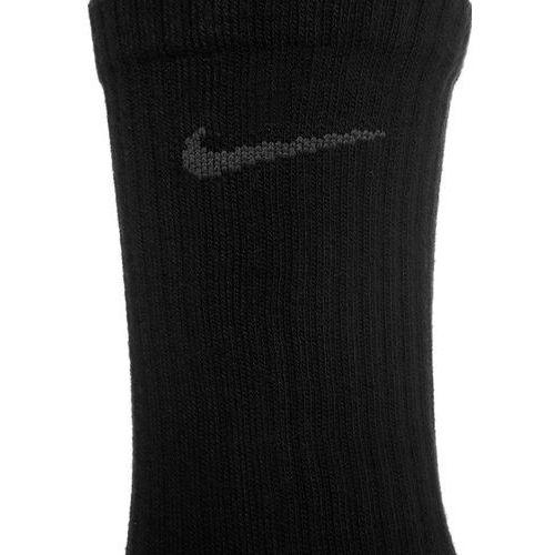 Nike Performance DRIFIT LIGHTWEIGHT 3 PACK Skarpety sportowe black (0883412059909)