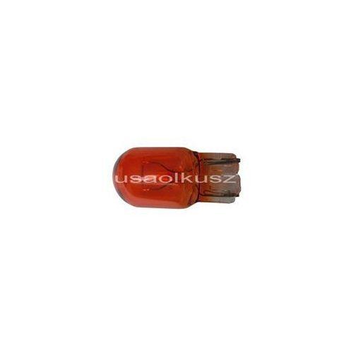 OKAZJA - Cbk Żarówka pomarańczowa całoszklana jednowłóknowa w21 w3x16d wy21w amber