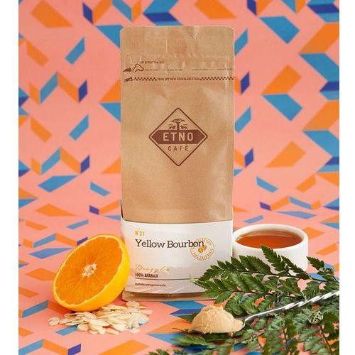 Etno cafe yellow bourbon 0,25 kg. Najniższe ceny, najlepsze promocje w sklepach, opinie.