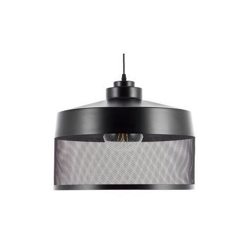 Lampa wisząca czarna cardener marki Beliani