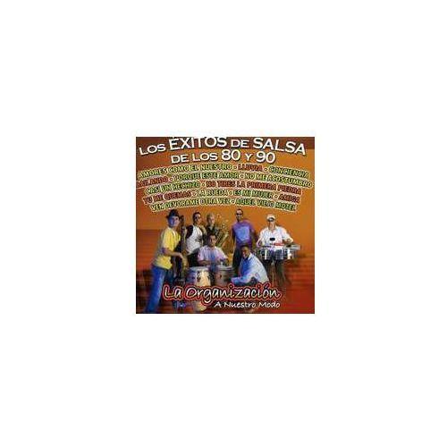 Sony u.s. latin Exitos de salsa de los 80 y 90