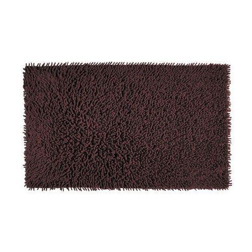 Dywanik łazienkowy velvet brąz 50 x 80 cm marki Sensea