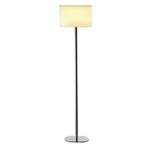 Soprana oval lampa stojąca, sl-1, biała, materiał, e27, max. 60w, 155851 marki Spotline