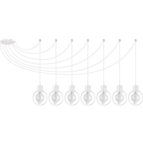 Aura koło 7 biały mat podwieszana 31098 SIGMA, 31098