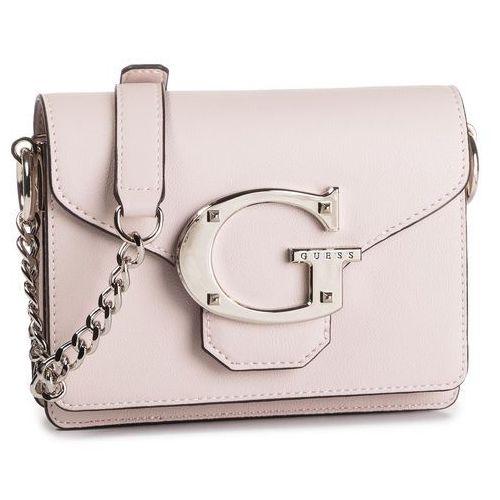 Torebka GUESS - Camila (VG) Mini-Bags HWVG74 00780 CAO, kolor różowy