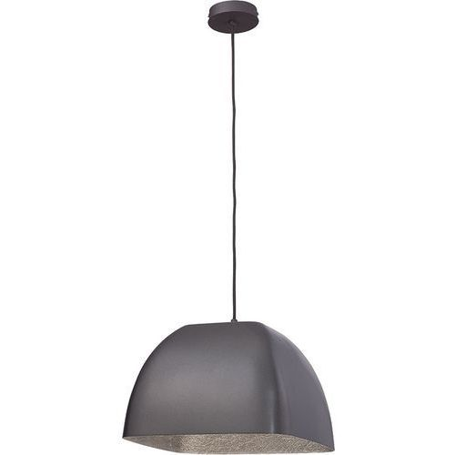Lampa wisząca alwa m srebrna szara nad stół marki Sigma