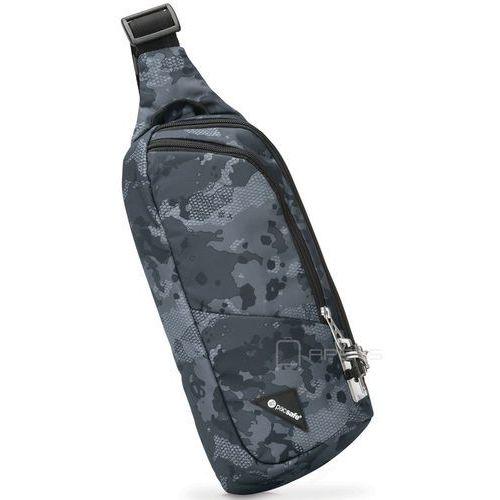 Pacsafe Vibe 150 plecak / saszetka biodrowa / nerka / Grey/Camo - Grey/Camo