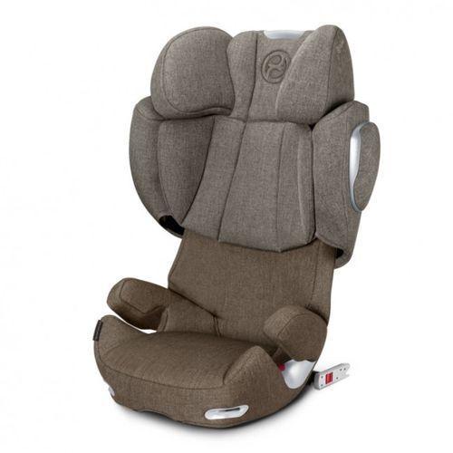 Cybex fotelik 9-36kg solution q-fix plus cashmere beige