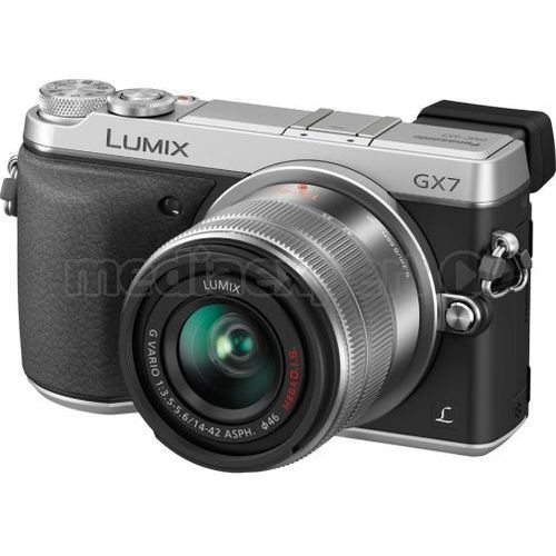 "OKAZJA - Panasonic Lumix DMC-GX7 [ekran LCD 3.0""]"