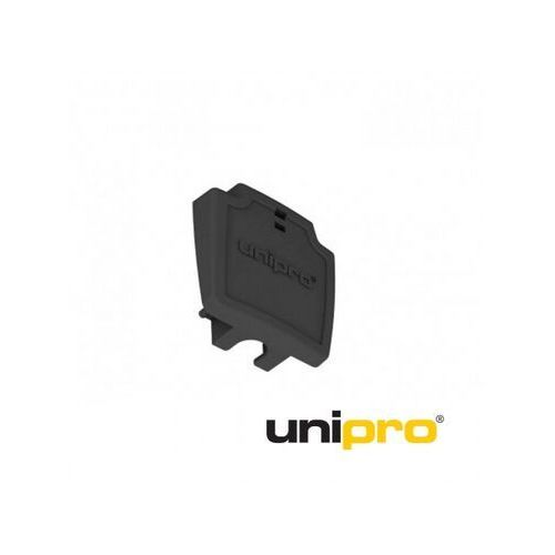 Końcówka LU TRACK EC3B-02 czarna 1459381