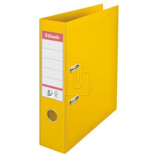 Segregator Esselte A4/75 Power No.1 żółty 811310
