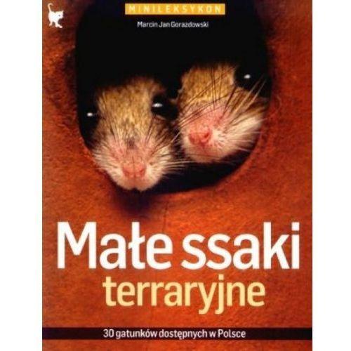 Małe ssaki terraryjne (62 str.)
