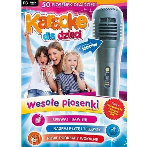 Karaoke dla Dzieci Wesołe Piosenki (PC)