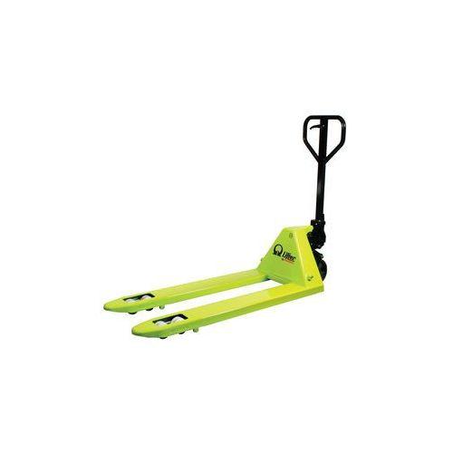 Ręczny wózek paletowy gs special 25s4 1800x525 marki Lifter by pramac