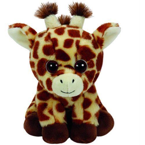 Ty Maskotka pluszowa żyrafa peaches beanie babies 24 cm