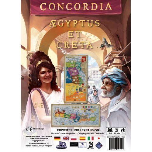 Egmont Dodatek do gry concordia. egipt / kreta (4280000097187)