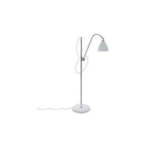 Lampa podłogowa Italux Evato MLE3052/1C-WH 1x60W E14 biała, MLE3052/1C-WH