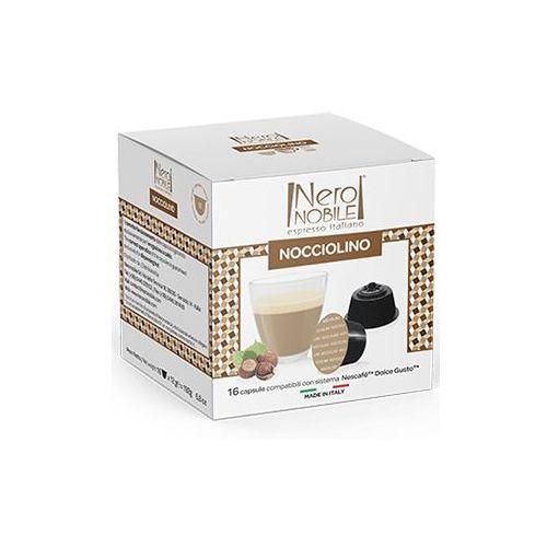 Kapsułki do Nescafe Dolce Gusto* ORZESZEK/NOCCIOLINO 16 kapsułek - do 12% rabatu przy większych zakupach oraz darmowa dostawa
