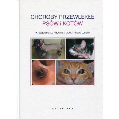 Choroby przewlekłe psów i kotów (2019)