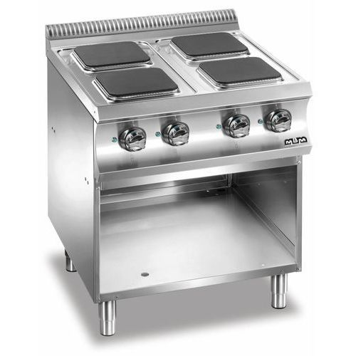Kuchnia elektryczna 4 płytowa   10400W
