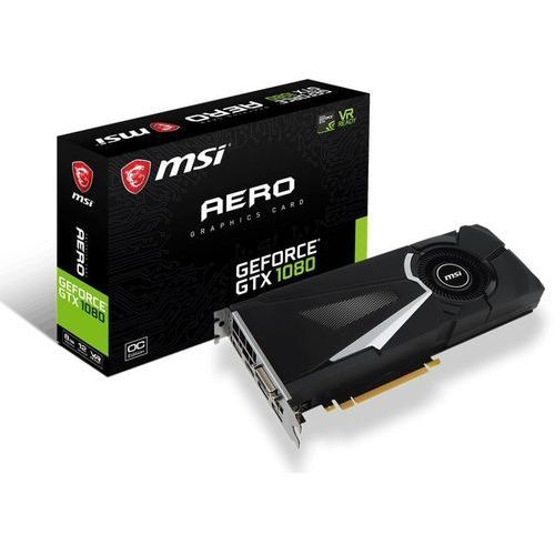 MSI GeForce GTX 1080 Aero 8GB OC