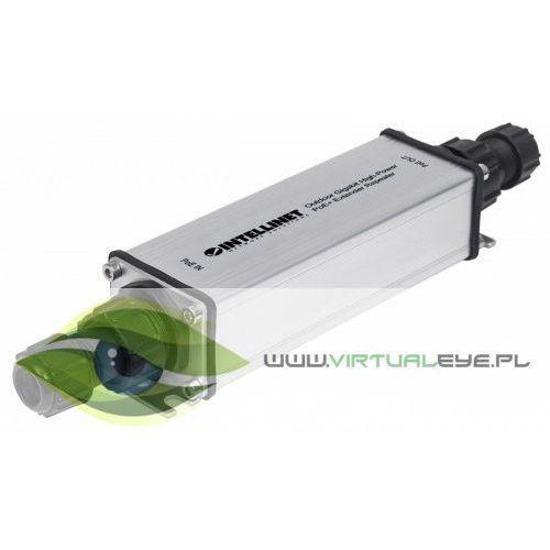 Intellinet Gigabitowy zewnętrzny extender repeater PoE/PoE+ 1-portowy