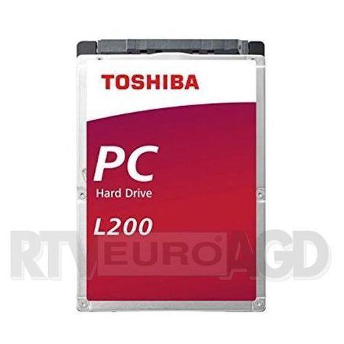 """Toshiba l200 1tb 2,5"""" (4260557510360)"""