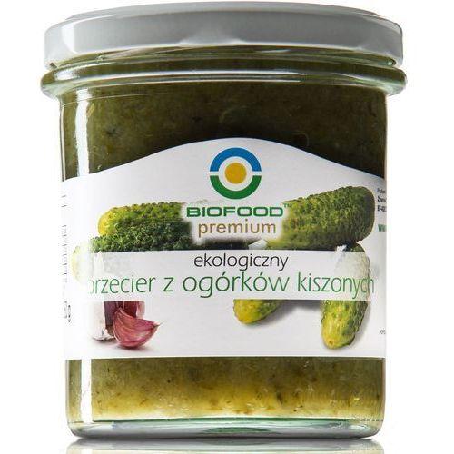 Bio food Przecier ogórkowy 370 g (5907752683862)