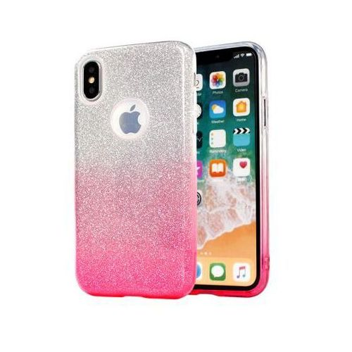 Back Case BLING -Samsung A5 2017 A520 Rózowy, kolor różowy