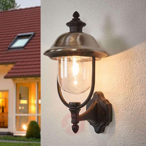 Konstsmide parma lampa ścienna czarny, 1-punktowy marki Oświetlenie konstsmide