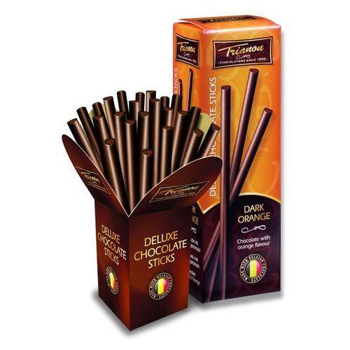Trianon czekoladowe paluszki DeLuxe pomaranczowe 125g (8711508501266)