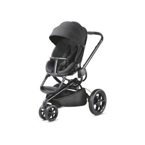 wózek spacerowy moodd black devotion - czarny stelaż marki Quinny