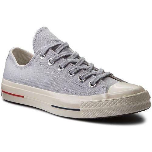 Trampki - ctas 70 ox 160496c wolf grey/navy/gym red, Converse, 36-41
