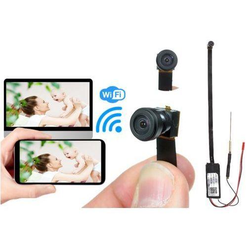 Kamera AS235W WiFi do ukrycia Full HD (Szeroki kąt)