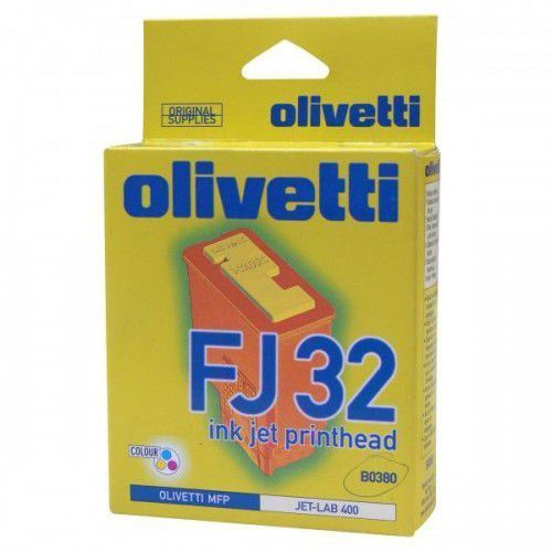 Olivetti oryginalny ink B0380, color, 160s, Olivetti Jet-lab 400, FJ32, ILIJL400XXFG (6283960)