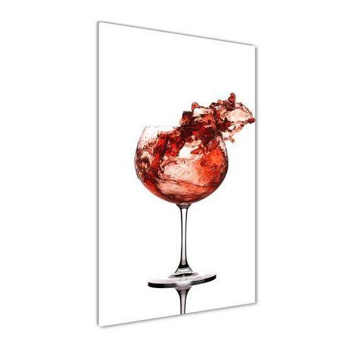 Wallmuralia.pl Foto obraz akryl do salonu kieliszek wina