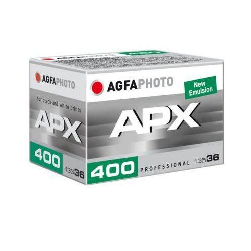 Foma Agfaphoto apx 400/36 new negatyw b/w typ 135