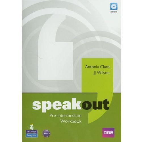 Speakout Pre-Intermediate Workbook Z Płytą Cd (2011)