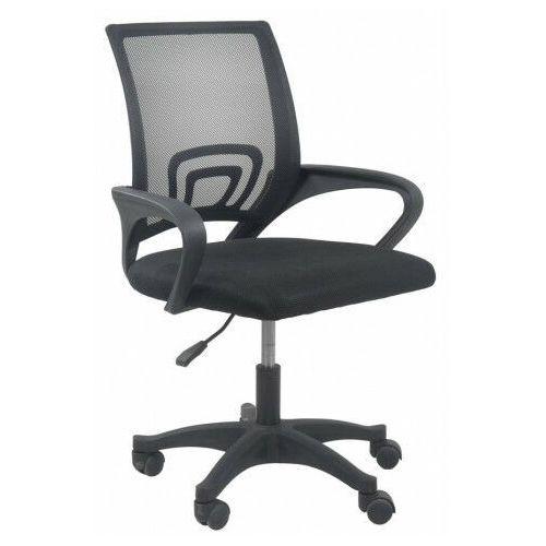 Elior Czarne krzesło obrotowe dla ucznia - morgan