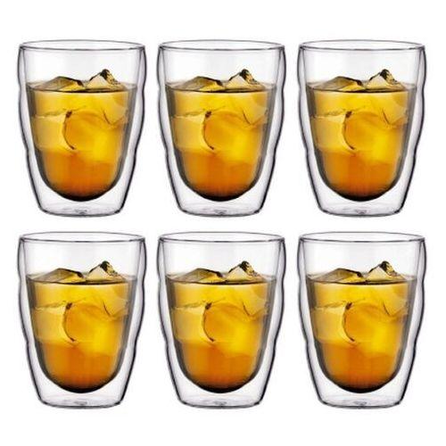 - pilatus - zestaw 6 szklanek, 0,25 l marki Bodum