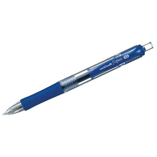 Uni Długopis żelowy automatyczny umn-152, niebieski - rabaty - porady - negocjacja cen - autoryzowana dystrybucja - szybka dostawa.